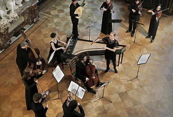 Arte Dei Suonatori & Bolette Roed - Scandinavian classical musician, recorder, baroque, early music