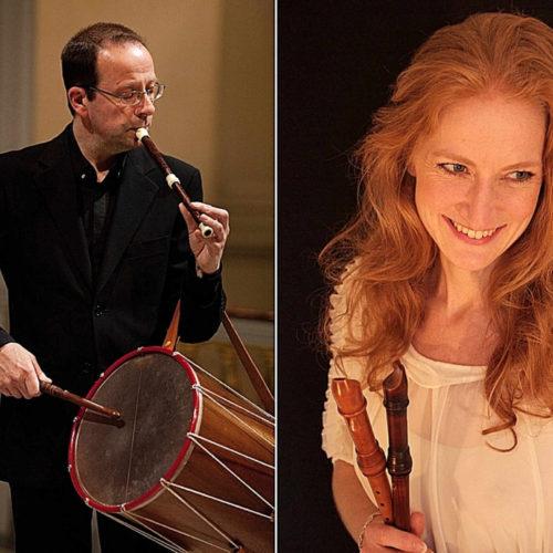 Concert Pastoral, Poul Høxbro og Bolette Roed - French Medieval Music, Scandinavian Classical Music