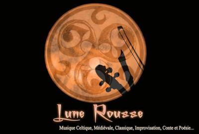 Lune Rousse - Gaman Bolette Roed, Rune Tonsgaard Sørensen and Andreas Borregaard. Folk Music, Early Music, Classical Music.