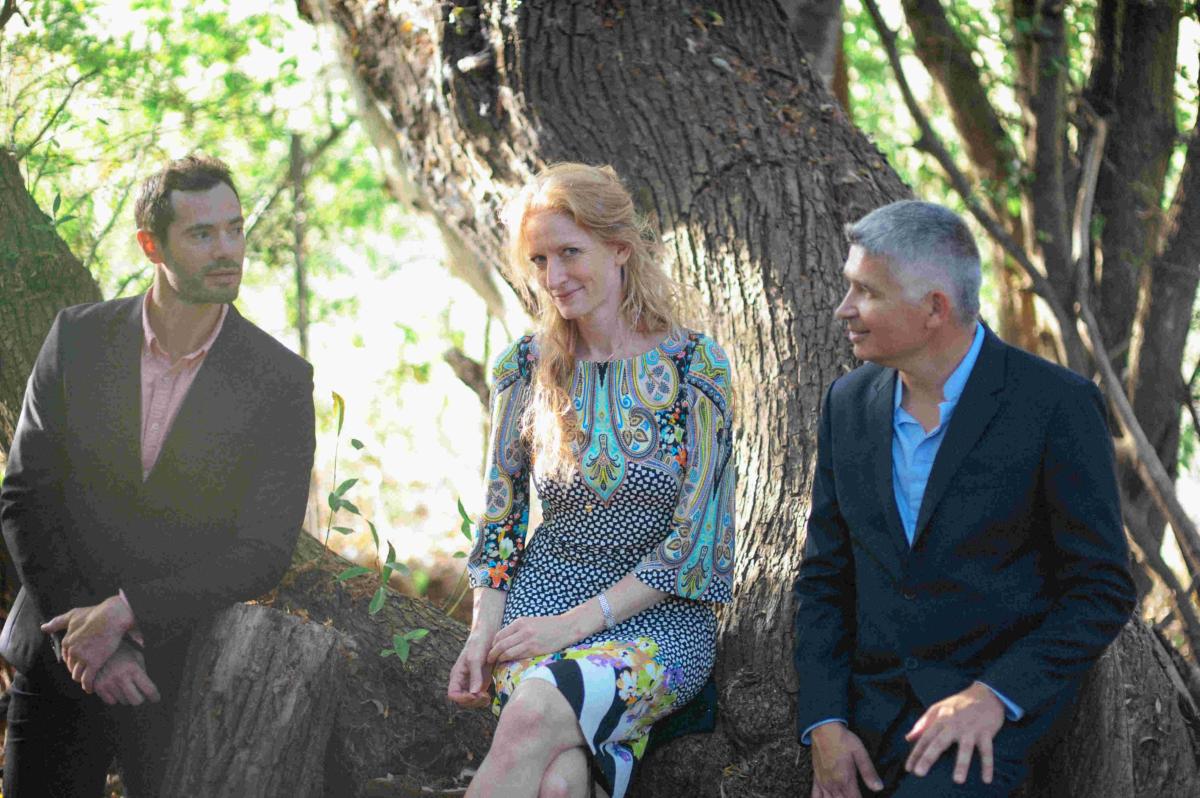 Alpha Trio Copenhagen - J. S. Bach Goldberg Variations - Baroque, Early Music, Recorder, Saxophone and Percussion