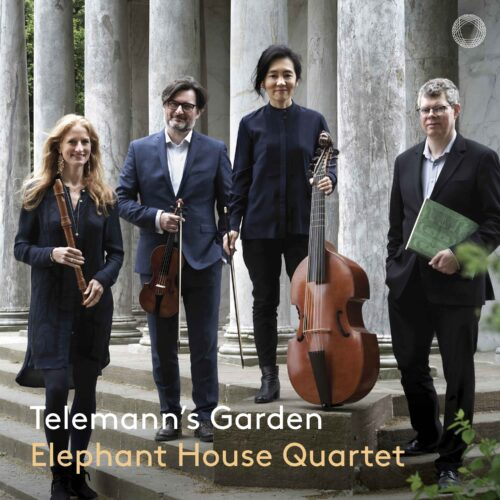 Elephant House Quartet - Telemann